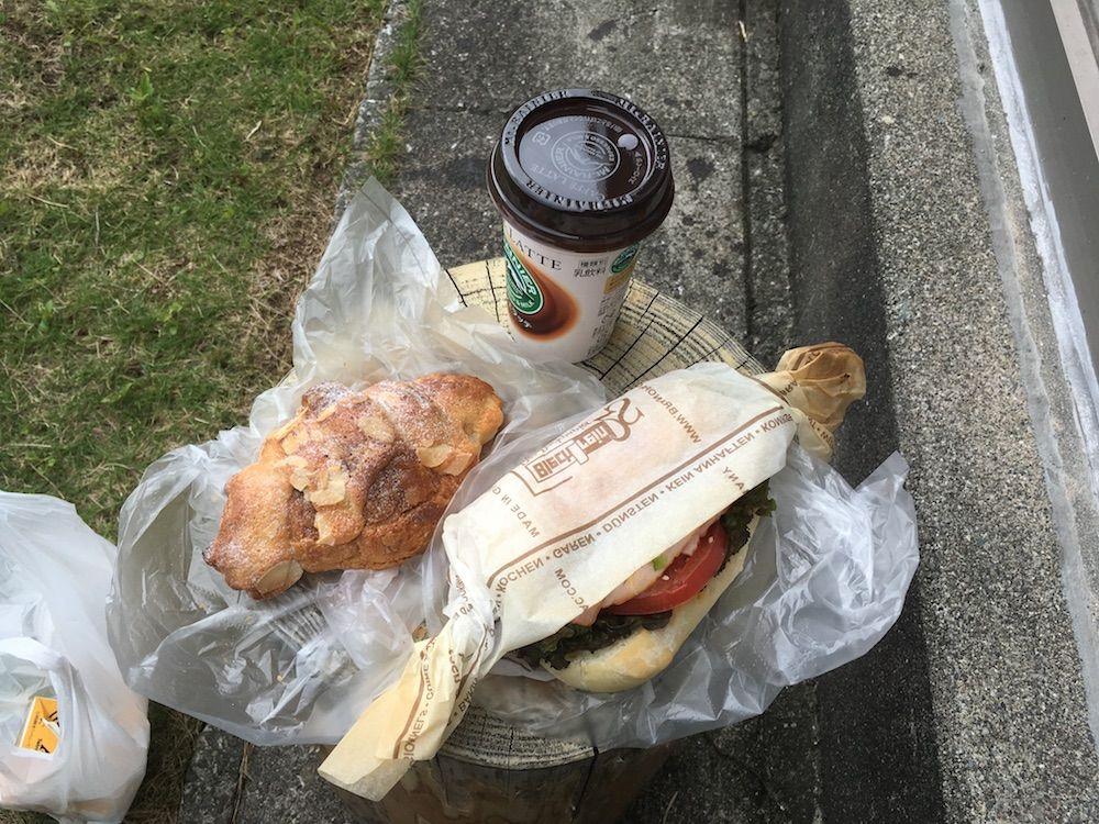 Harvestのパン