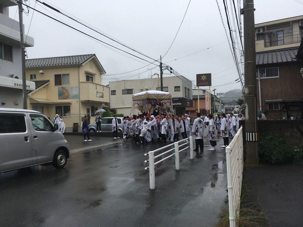 宇和島の祭り