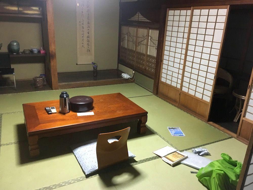 富士廼屋の部屋