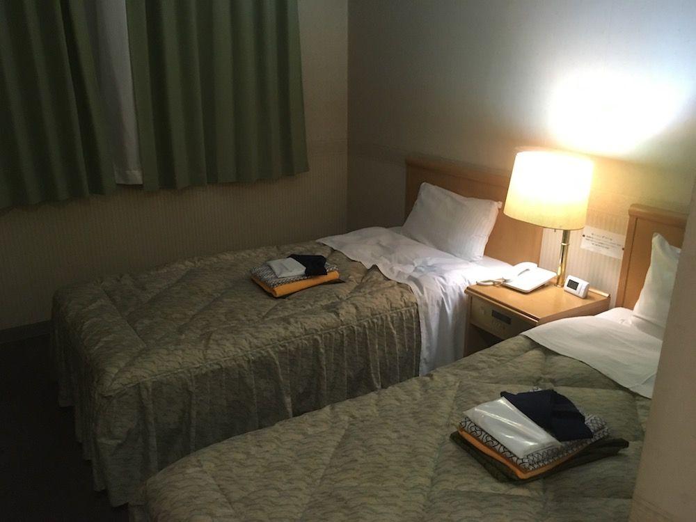 ホテルウエストリバー西川の部屋