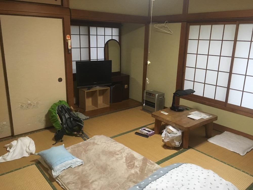 民宿一里木の部屋