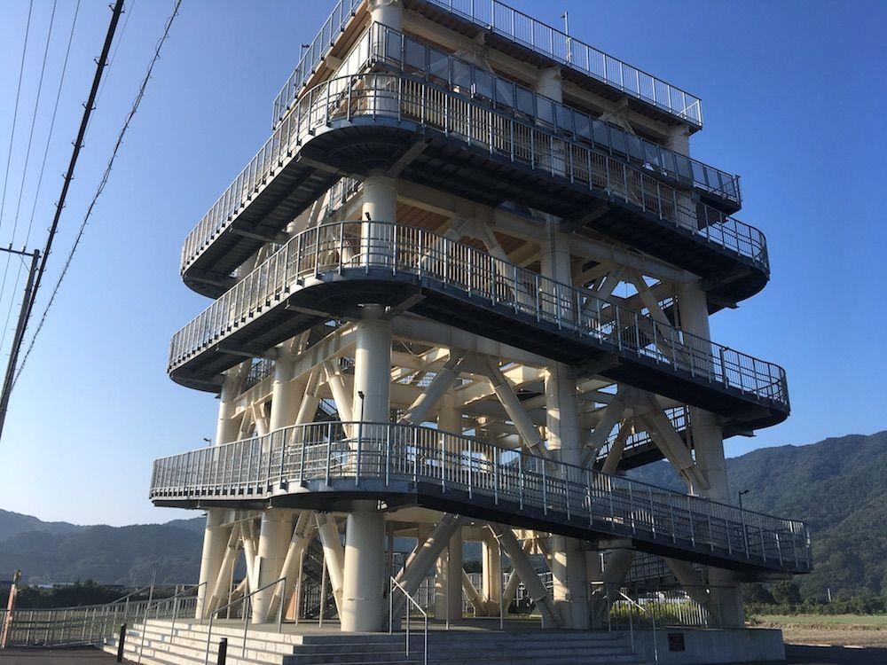 津波避難用の施設