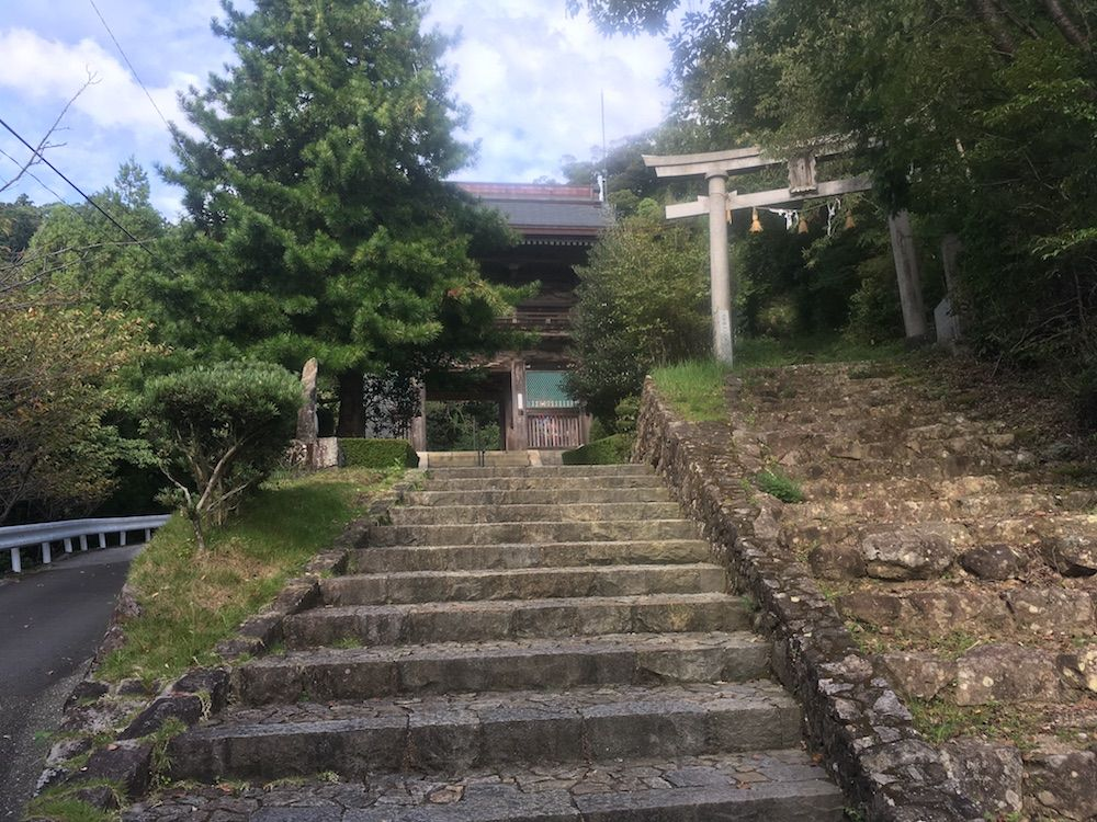 第27番 神峯寺