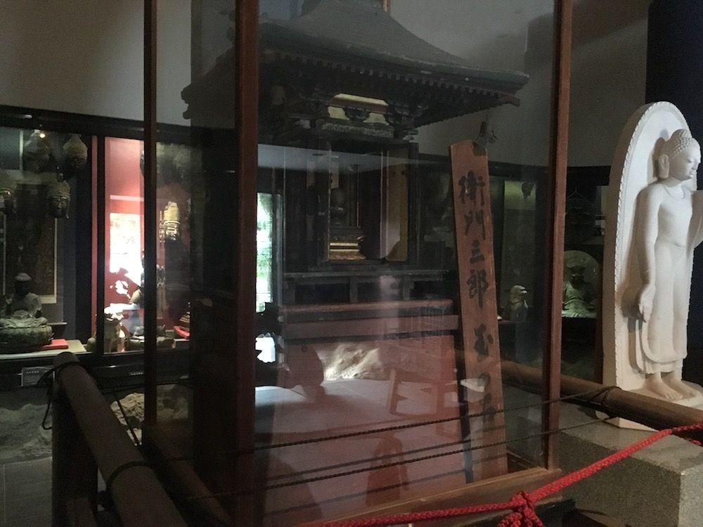 石手寺の石