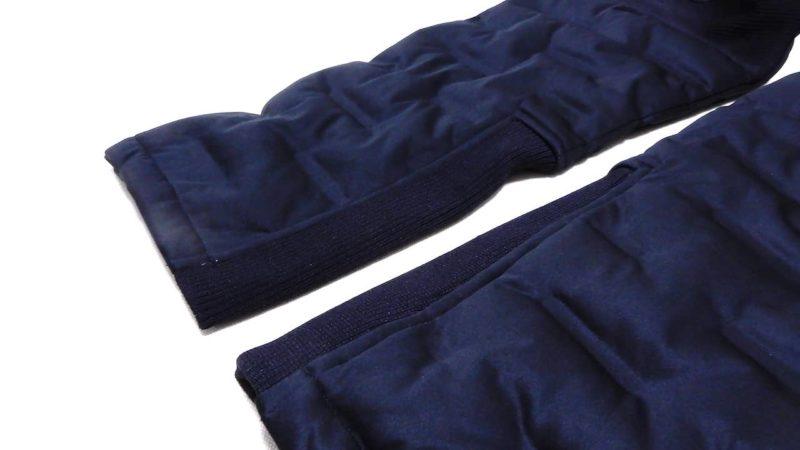 エアロ ストレッチ アルティメット パンツの裾