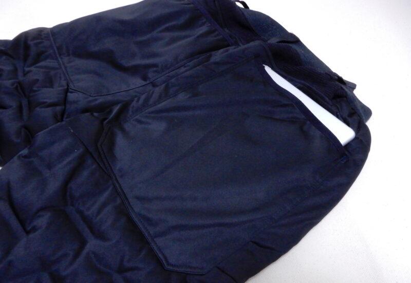 エアロ ストレッチ アルティメット パンツのポケット