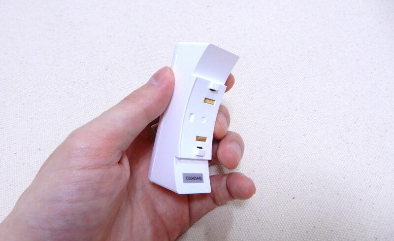 ネッククーラーEvoの専用バッテリー